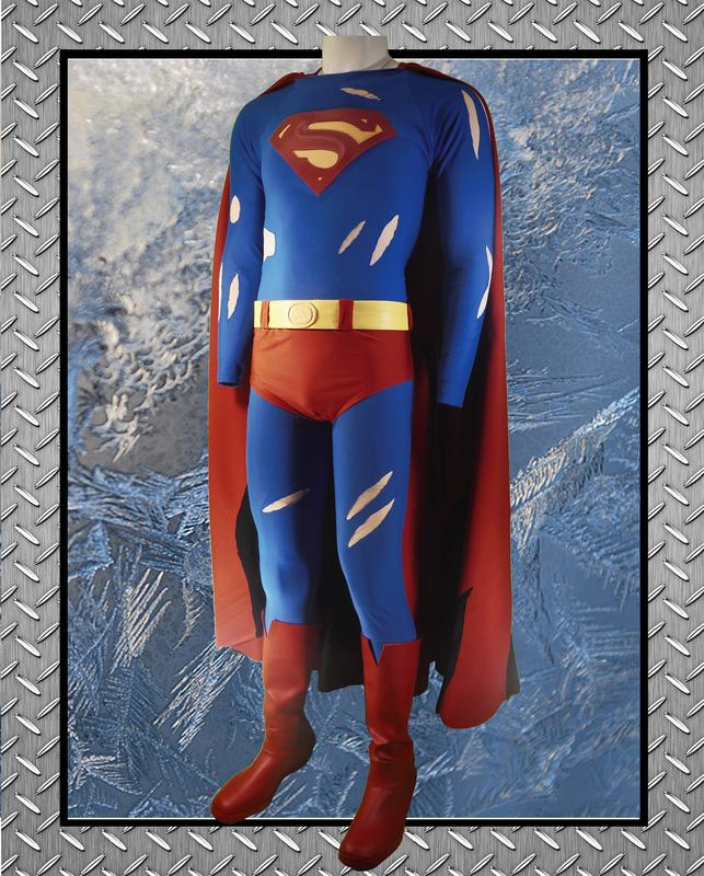 Dawn Of Justice Superman  sc 1 th 250 : superman custom costume  - Germanpascual.Com