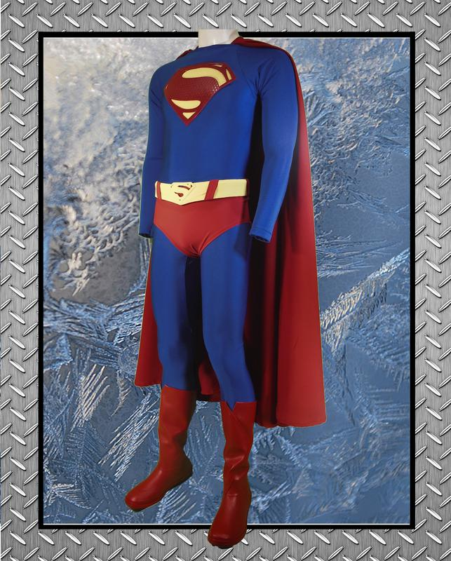 Movie-Quality Costumes!  sc 1 th 250 : superman custom costume  - Germanpascual.Com