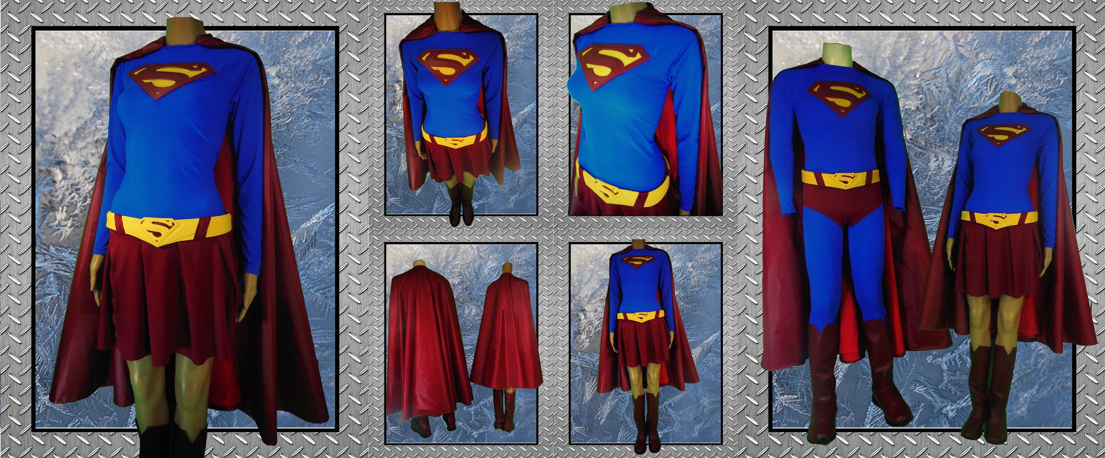 Superman Dark Suit